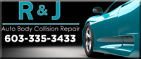 Website for R & J Autobody