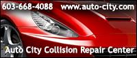 Website for Auto City Collision Repair Center