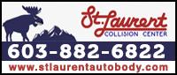 Website for St. Laurent Collision Center
