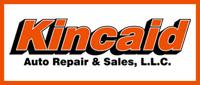 Website for Kincaid Auto Repair & Sales, LLC
