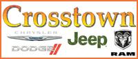 Website for Crosstown Motors