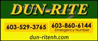 Website for Dun-Rite Renovation
