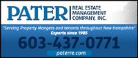 Website for Pater Real Estate Management Co, Inc.