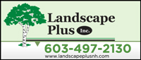 Website for Landscape Plus