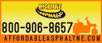Website for Affordable Asphalt