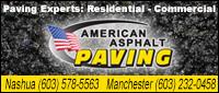 Website for American Asphalt Paving, LLC