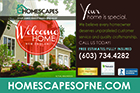 Website for Homescapes of New England, LLC