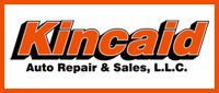 Website for Kincaid Auto Repair & Sales, LLC