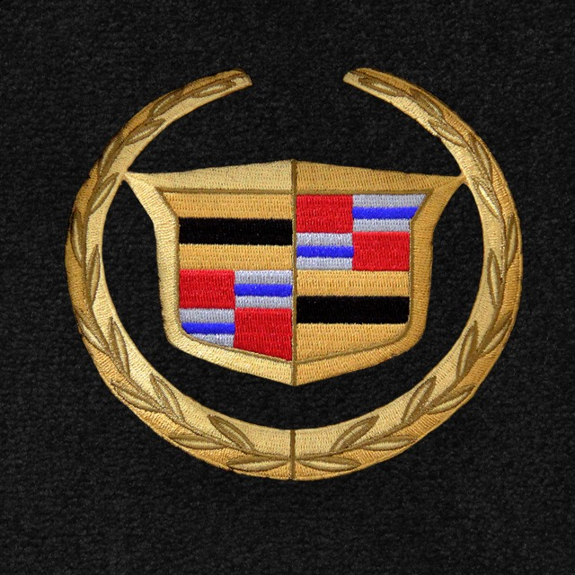 Cadillac Crest Gold