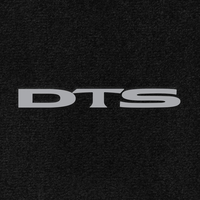 DTS Letters Embroidery