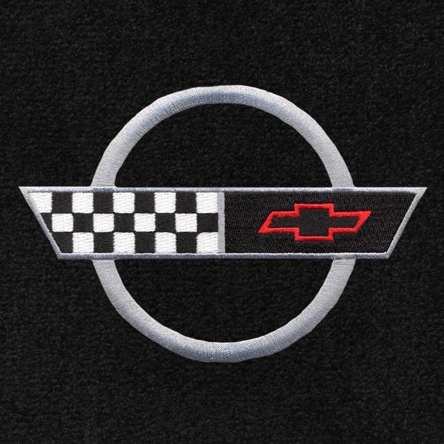 Chevrolet Corvette 2pc Ultimats Carpet Front Floor Mats