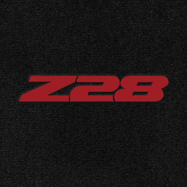 Chevrolet Camaro Z28 4pc Classic Loop Carpet Floor Mats