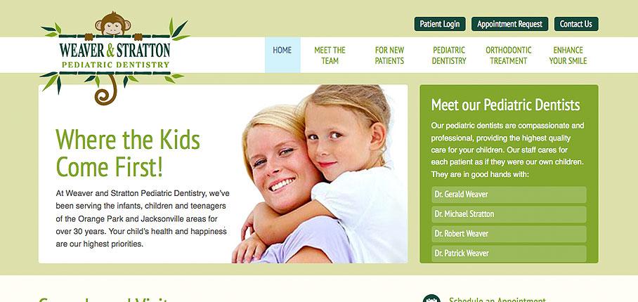 Weaver & Stratton Pediatric Dentistry