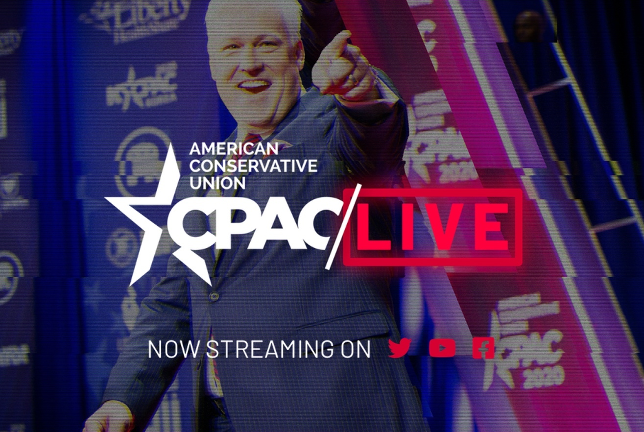 Cpac Live Featured