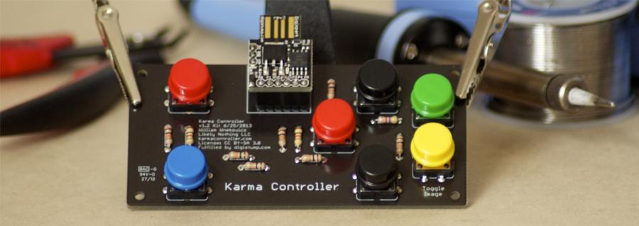 Karma Controller http://karmacontroller.com