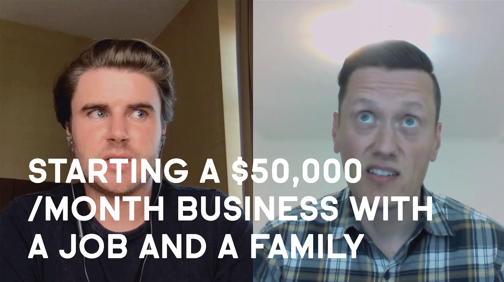 Starting A $50,000 /month Business With A Job & A Family: Here's How Todd Did It