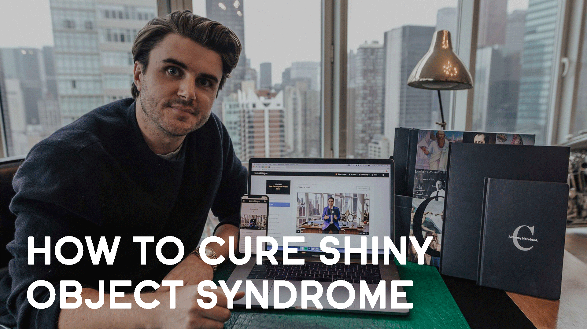 Shiny Object Syndrome: Why The Grass Isn't Greener On The Other Side