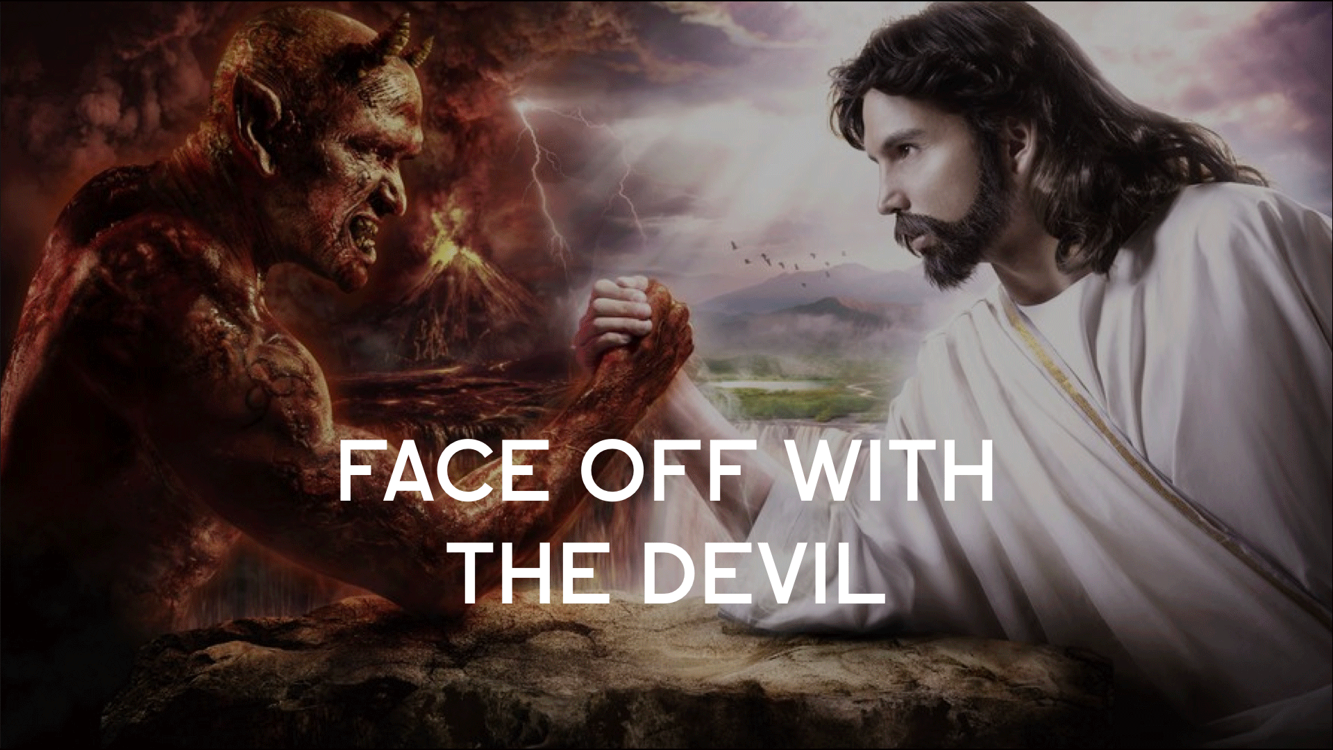 Face Off With The Devil -- Meet The Sinister Character Responsible For Everything Wrong In Your Life