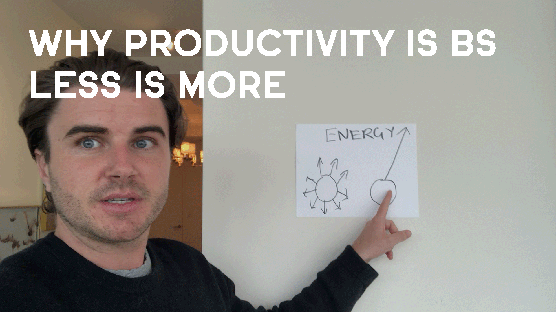 Why Productivity Is Bullshit! The Secret Is To Do Less Not More