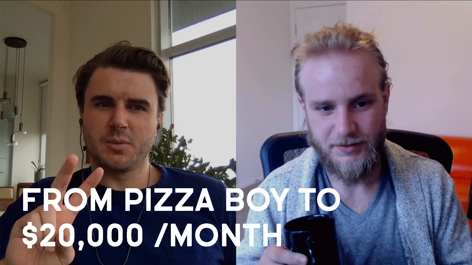 How Kory Kahley Went From Pizza Boy To $20k /month