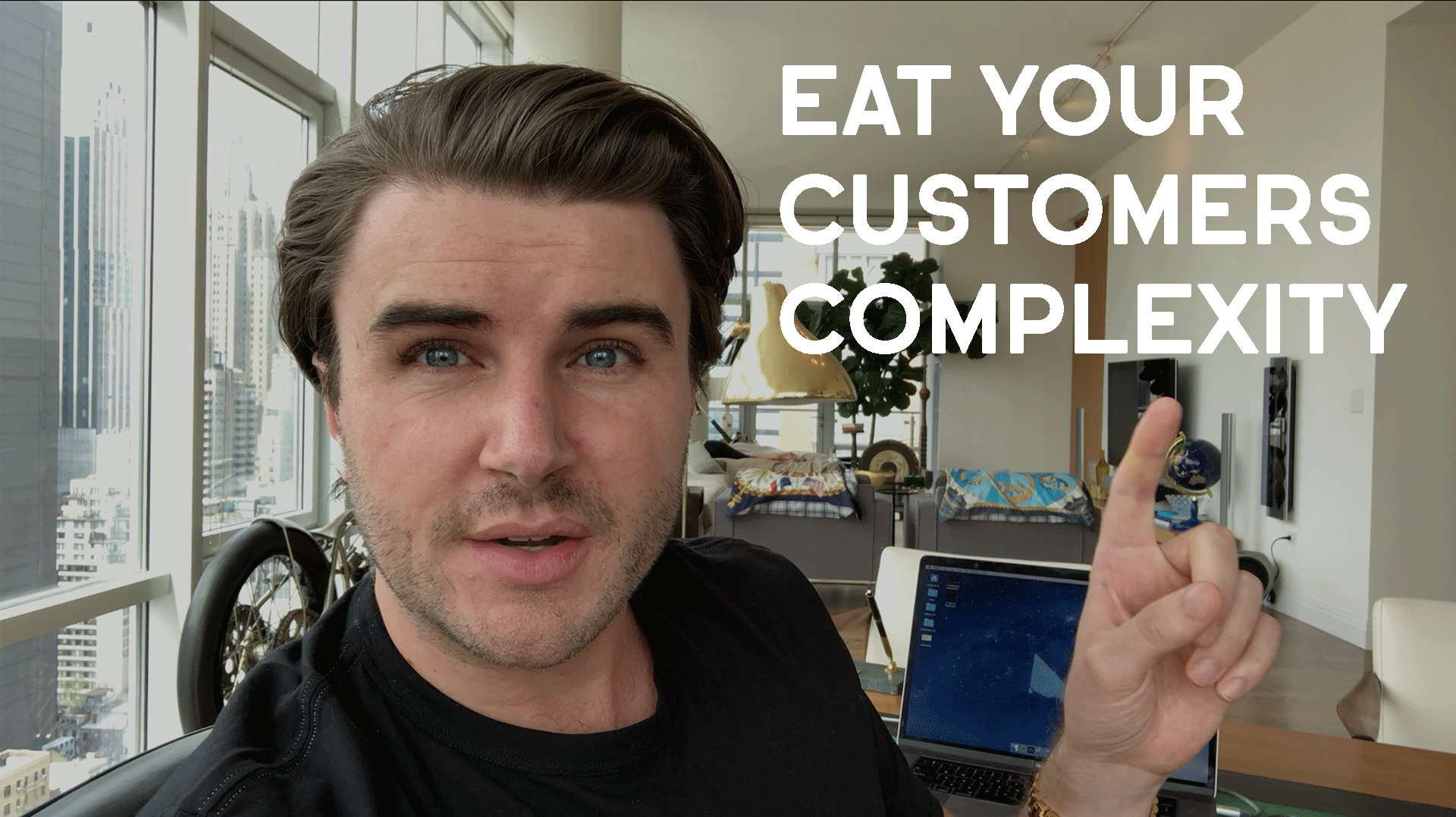 Why You Should Eat Your Customers Complexity