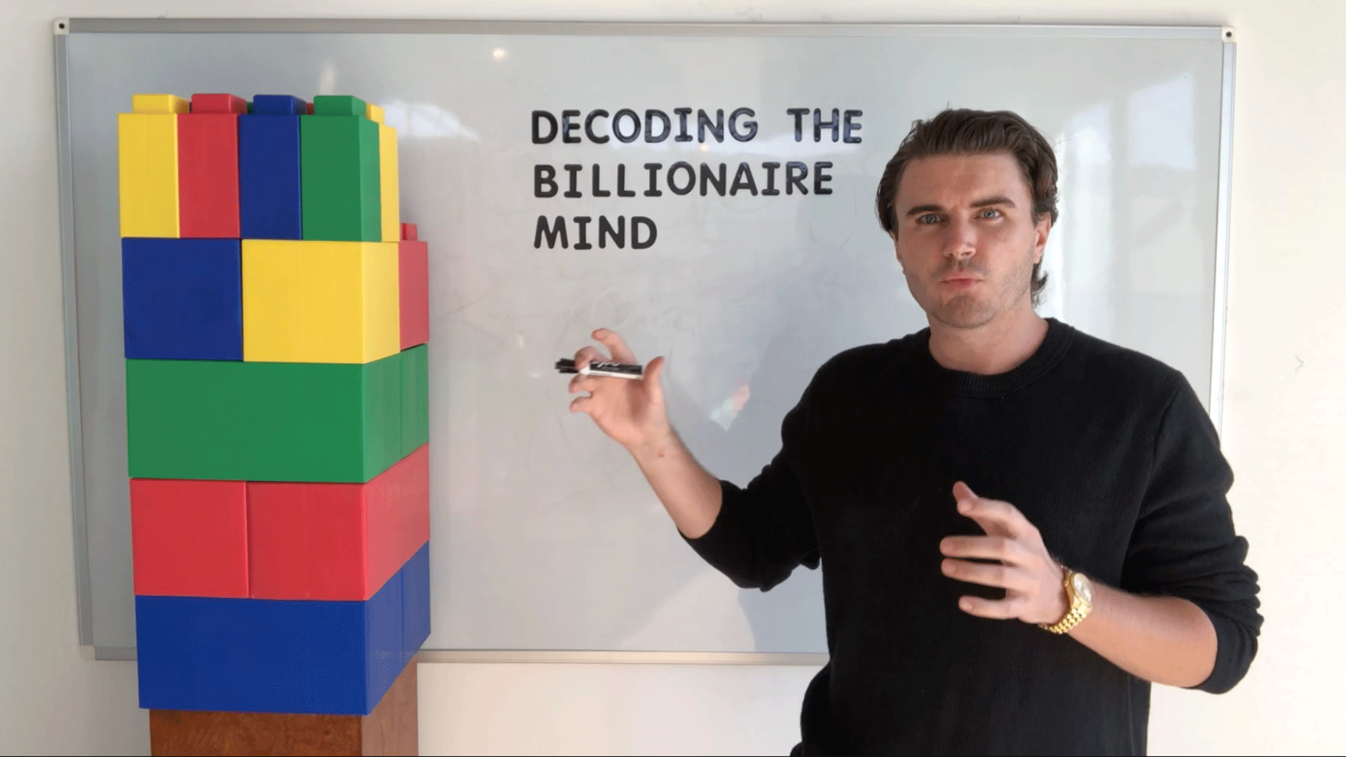 How Billionaires Think: Decoding The Billionaire Mind