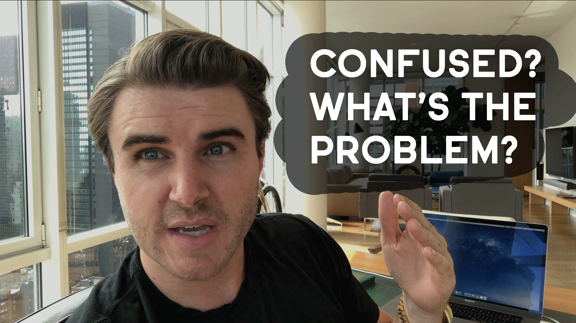 Stop Confusing Yourself -- Define The Problem And Solve It!