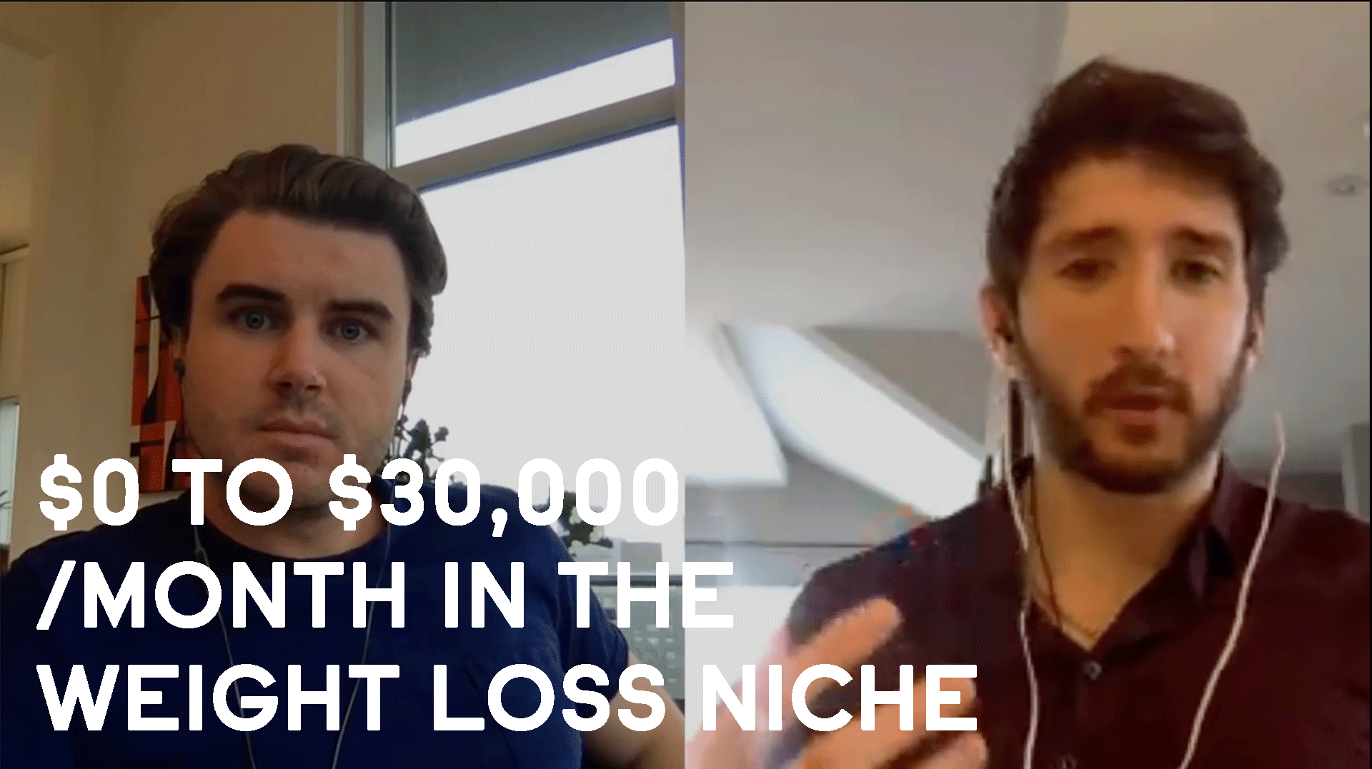 How Andrew Went From $0 to $30,000 /Month In The Weight Loss Niche