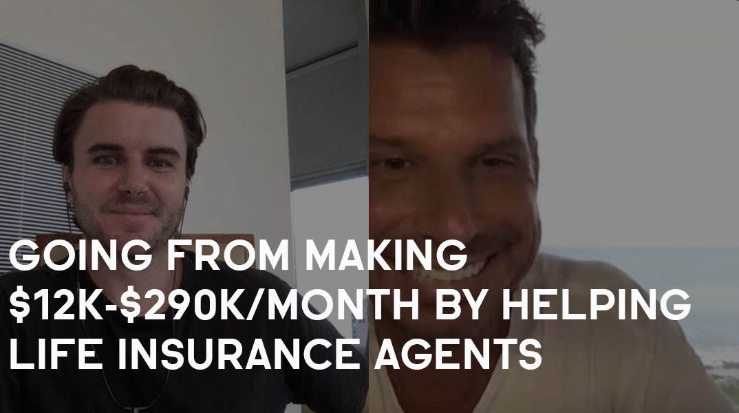 How Alberto Went From $12,000/Month-$290,000/Month By Helping Life Insurance Agents