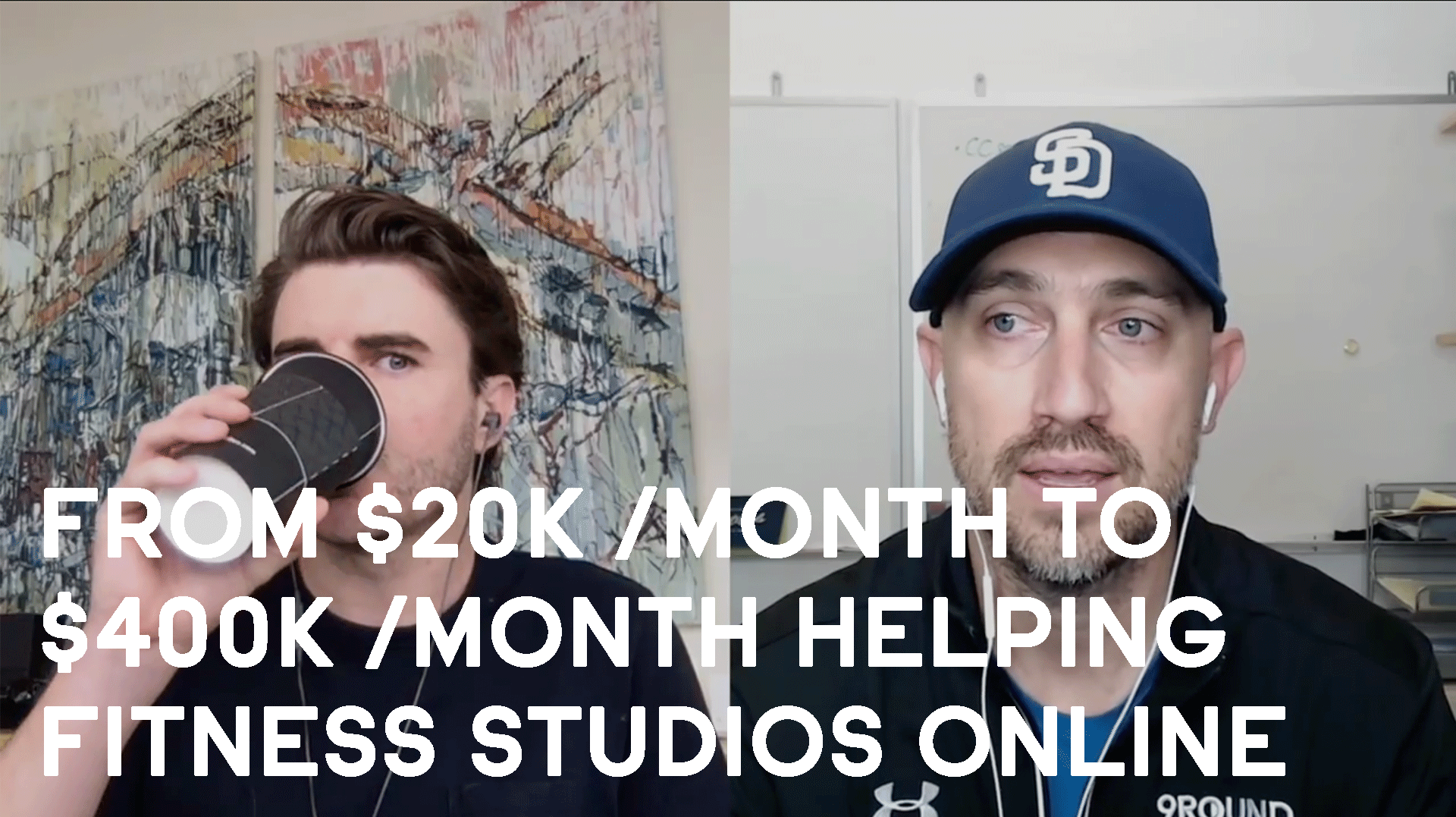 How Robb Bailey Went From $20k /month To $400k /month Helping Fitness Studios