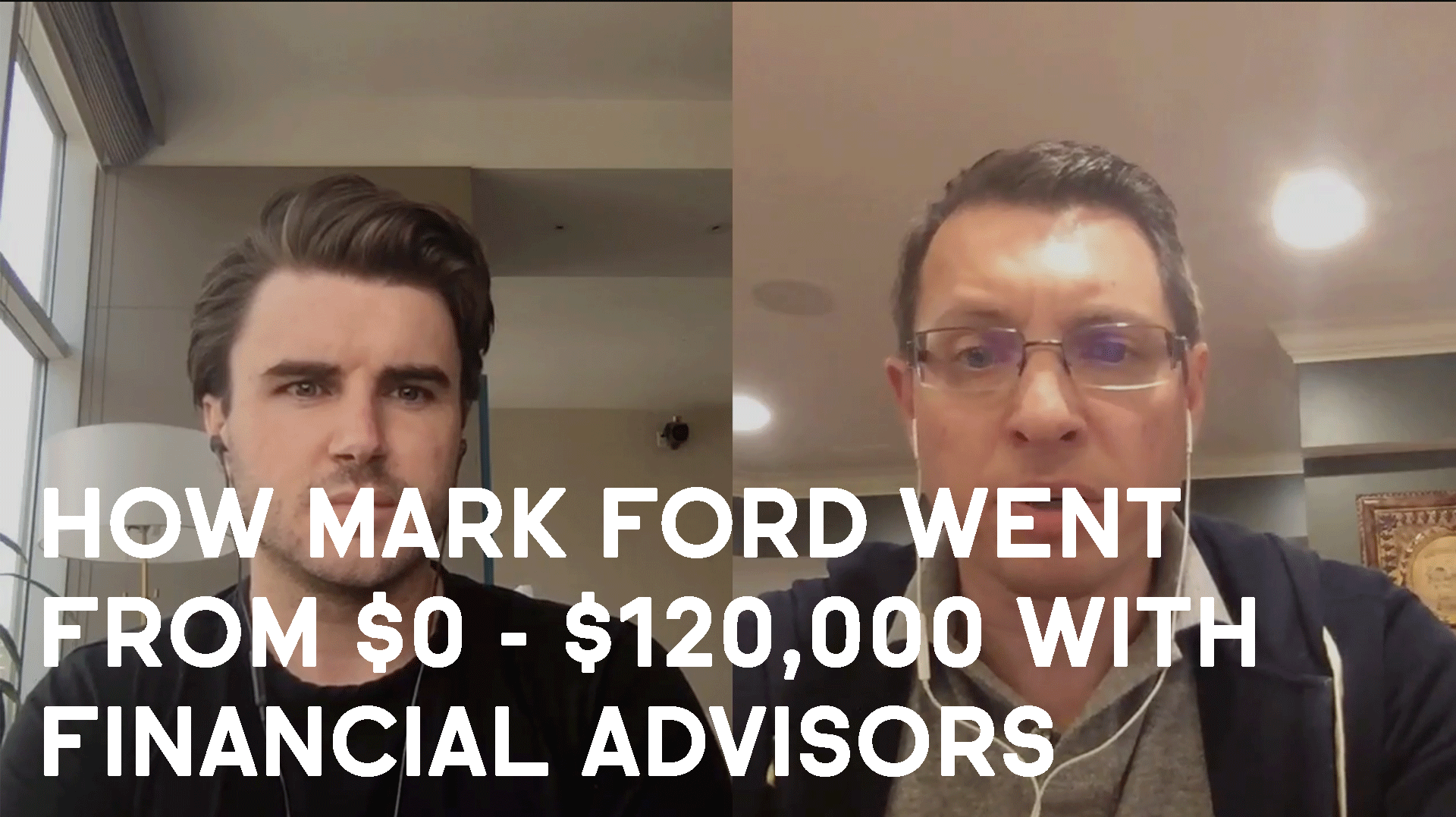 How Mark Ford Went From A Failing SaaS Company To $120,000 /month Helping Financial Advisors