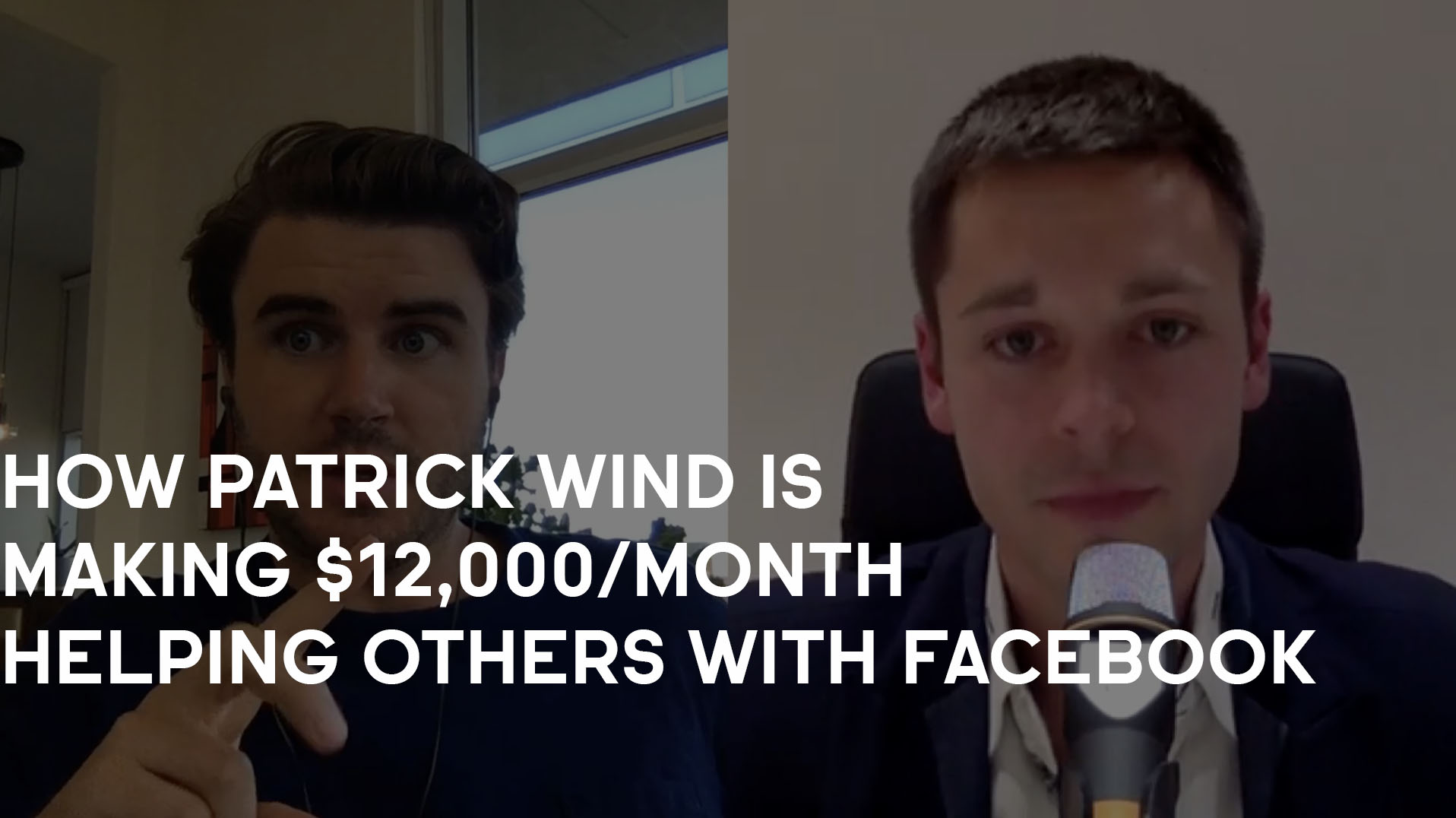 How Patrick Wind Optimizes Facebook Ads For Startups