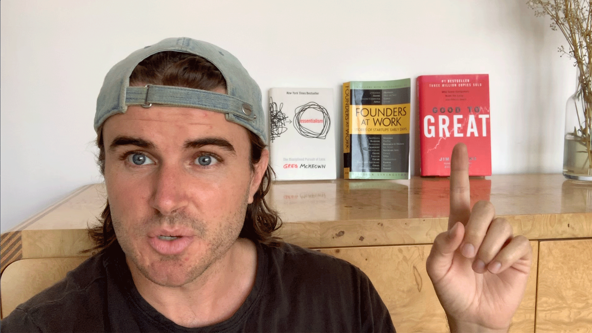 3 Good Books in 8-mins