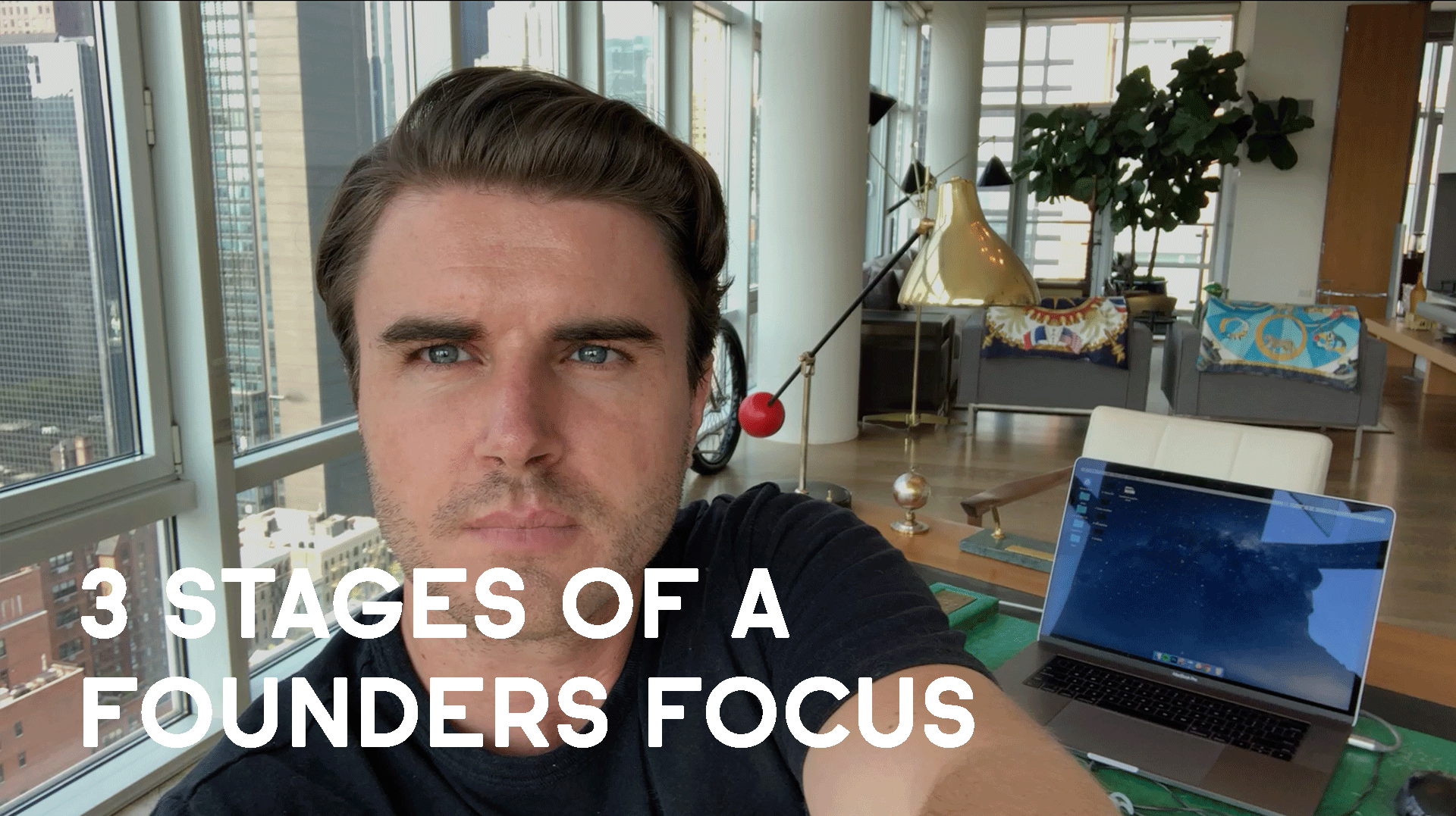 The 3 Stages Of A CEO/Founders Focus