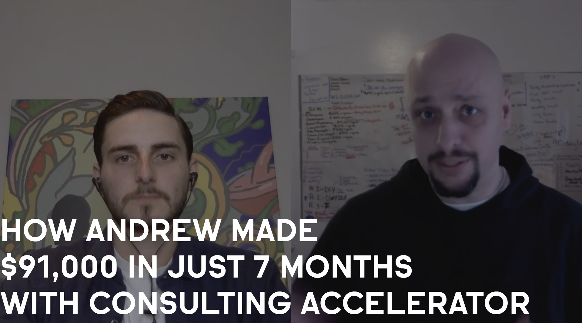 How Andrew Neumann Made $91,000 In Just 7 Months With Accelerator