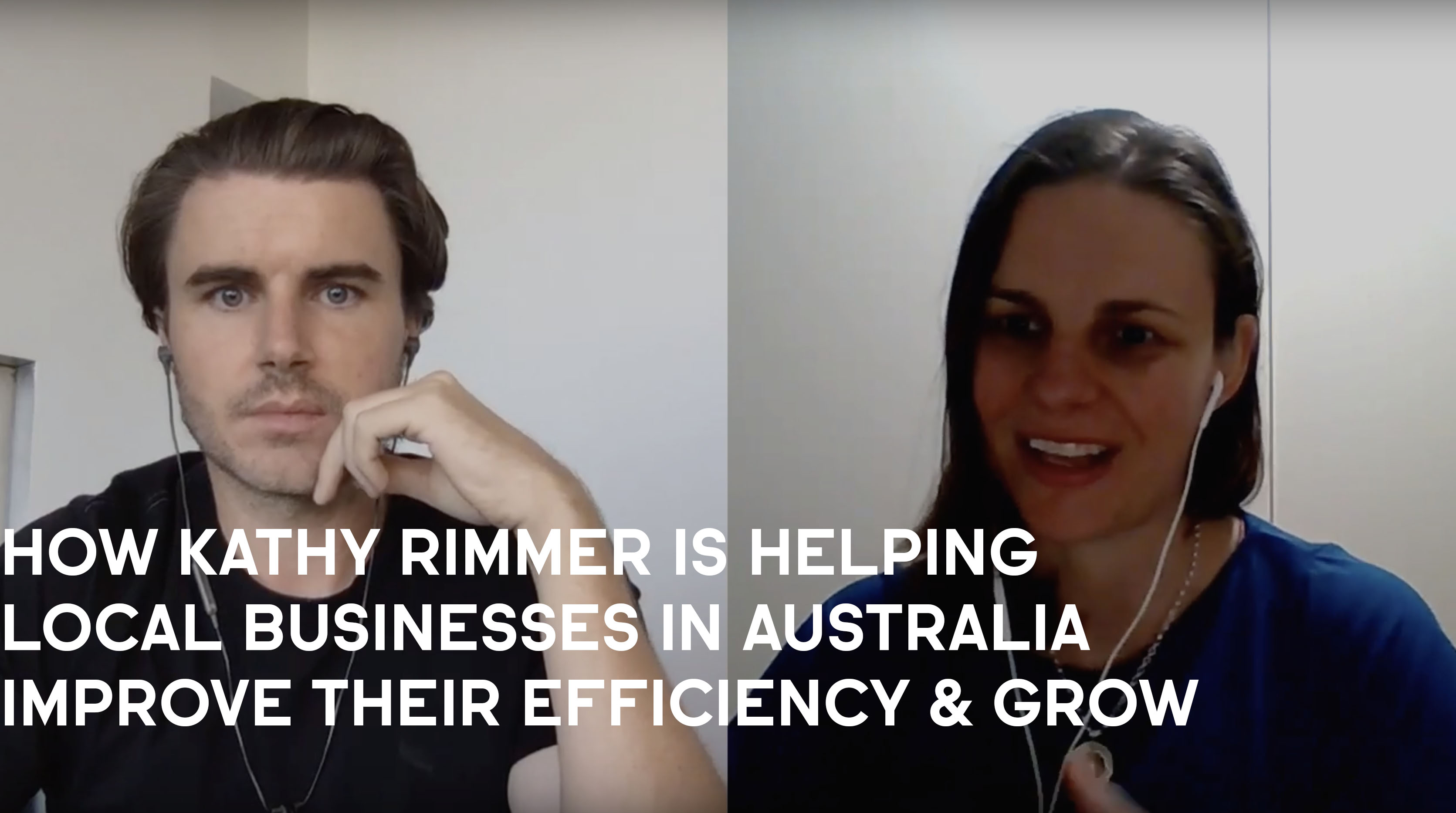 How Kathy Rimmer Is Helping Local Businesses In Australia Improve Efficiency & Grow