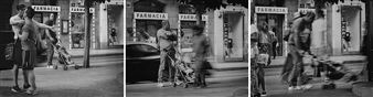 Shifra Levyathan - The Street Corner Photograph on Fine Art Paper, Photography