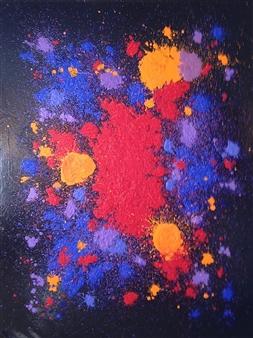 Mario España - Beginning Oil on Canvas, Paintings