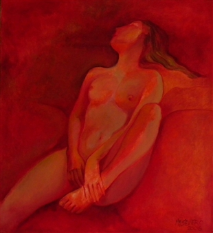Blanca Severo - Sueño Oil on Canvas, Paintings