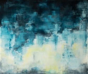 Susan Shade - Pulse Acrylic on Canvas, Paintings