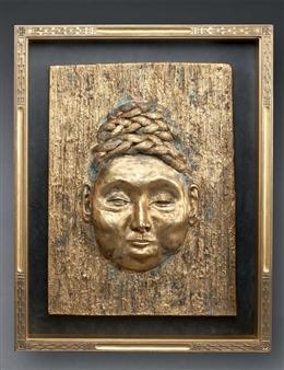 Susan Kadish - 4298 Stoneware, Sculpture