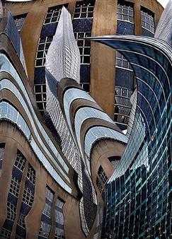 Shifra Levyathan - Future Cityscape 06 Digital C-Print