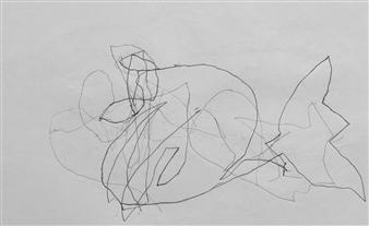 Marek Wasylewicz - VvA-M Pencil on Paper, Drawings
