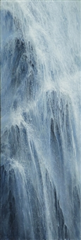 Bekir Smolski - Spirit of the Water III Acrylic on Canvas, Paintings