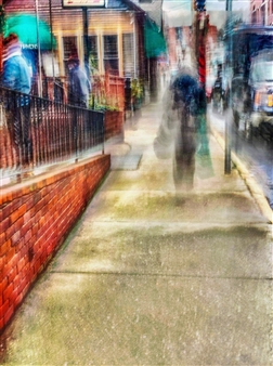 Evan William Plunkett - Westward Walk Archival Pigment Print, Photography