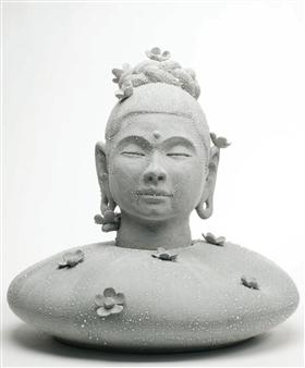 Susan Kadish - 6542 Stone, Sculpture