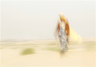 Danny Johananoff - Breeze Photograph on Plexiglass, Photography