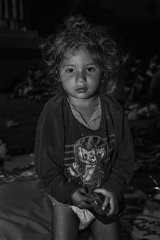 Ada Luisa Trillo - The Migrant Caravan #11 Photograph on Fine Art Paper, Photography