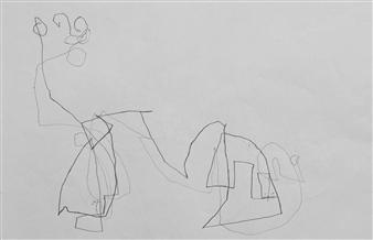 Marek Wasylewicz - VvA-I Pencil on Paper, Drawings
