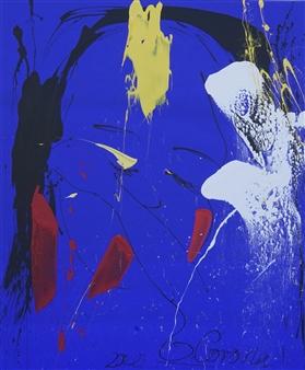 G Corona - Known Acrylic on Canvas, Paintings